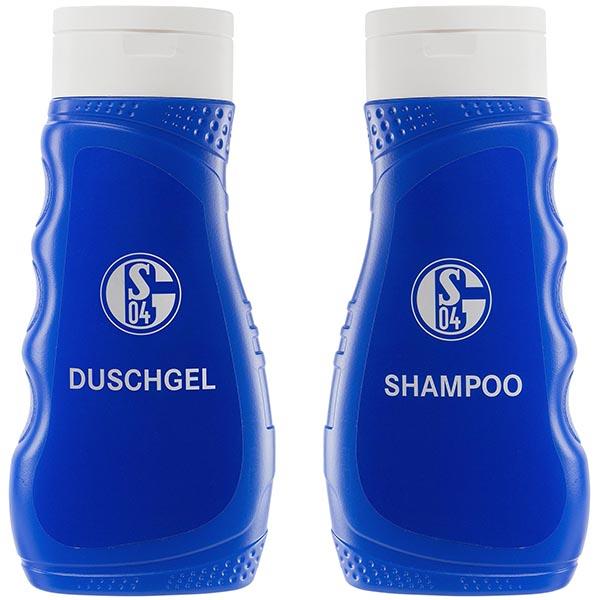 FC Schalke 04 Duschgel & Shampoo 2er-Set