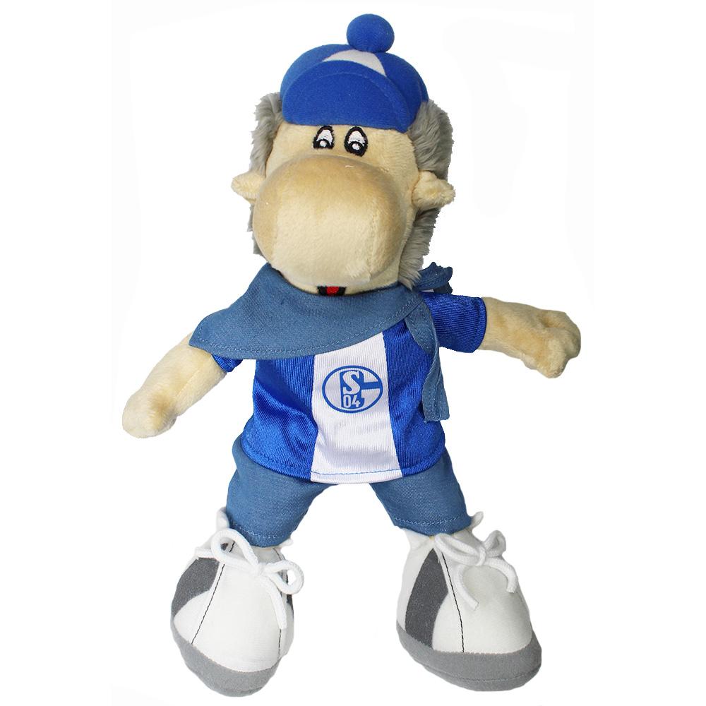 FC Schalke 04 Erwin Plüschfigur 30 cm