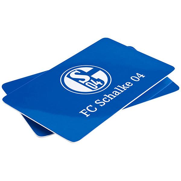 FC Schalke 04 Frühstücksbrettchen 2er-Set