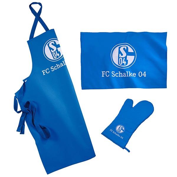 FC Schalke 04 Grillset 3-teilig