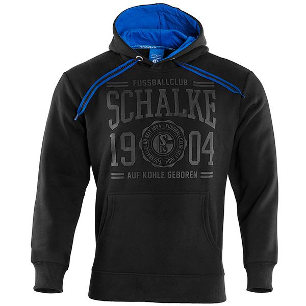 FC Schalke 04 Hoody Black