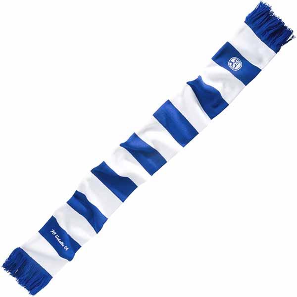 FC Schalke 04 Schal Blockstreifen