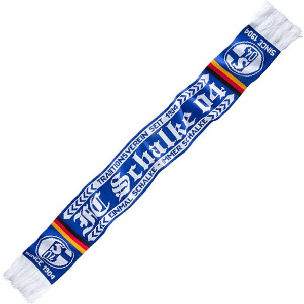 FC Schalke 04 Schal Tradition