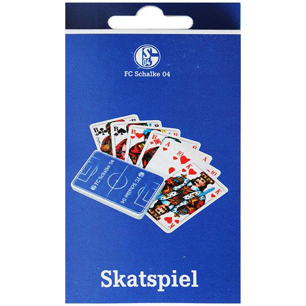 FC Schalke 04 Skat-Karten