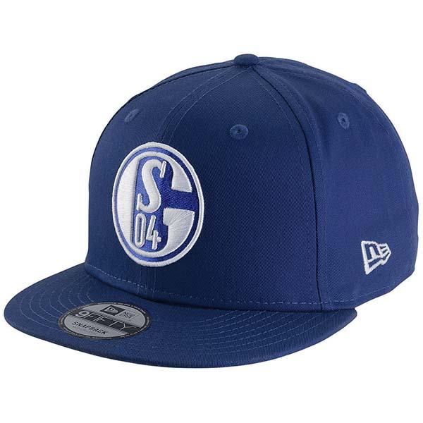 FC Schalke 04 Cap Snapback blau