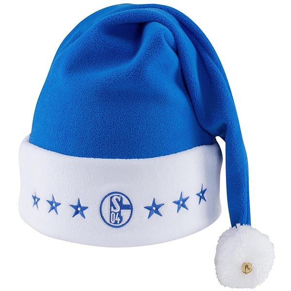 FC Schalke 04 Weihnachtsmütze Signet