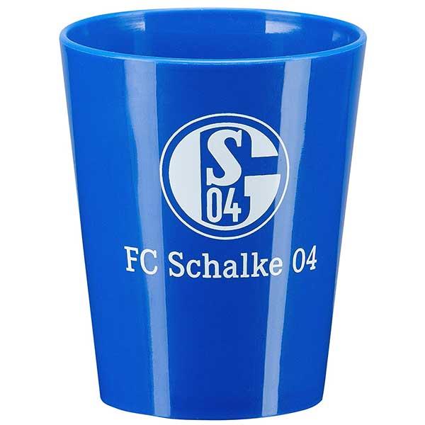 FC Schalke 04 Zahnputzbecher Signet