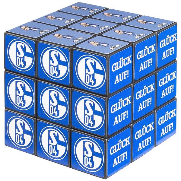 FC Schalke 04 Zauberwürfel