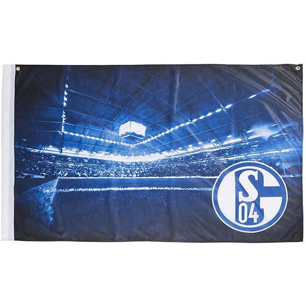 FC Schalke 04 Fahne Veltins Arena 150 x 100 cm