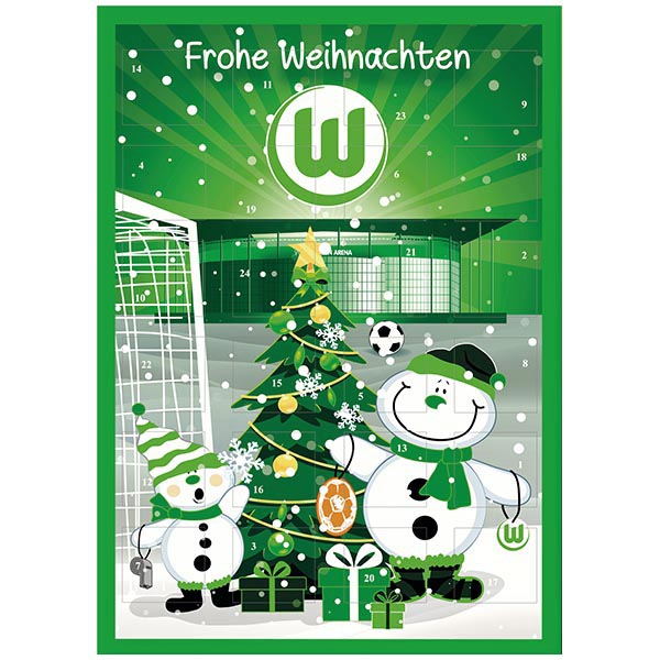 VfL Wolfsburg Adventskalender 2017